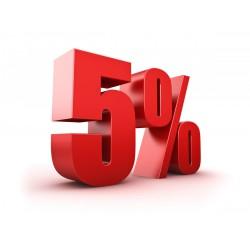 Акция 5% скидка на стабилизаторы Лидер серии SQ