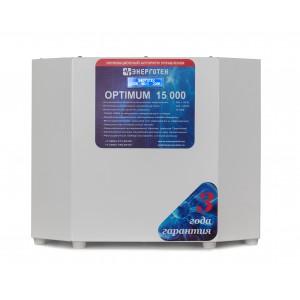 Стабилизатор OPTIMUM+ 15000 Энерготех