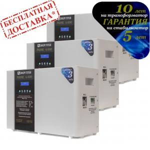 Стабилизатор PRIME 3x6.0 Энерготех