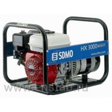 Бензиновый генератор SDMO Intens HX 3000-S