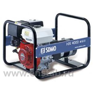 Бензиновый генератор SDMO Intens HX 4000-S