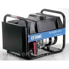 Бензиновый генератор SDMO Technic SH 6000 E-S