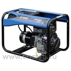 Дизельный генератор SDMO Diesel 4000E XL