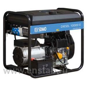Дизельный генератор SDMO Diesel 10000E XL