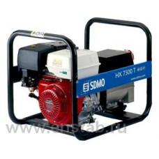 Бензиновый генератор SDMO Intens HX 7500TC