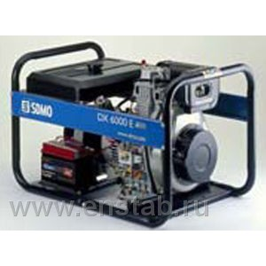 Дизельный генератор SDMO Diesel DX 6000E XL