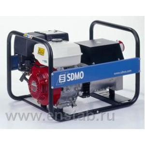 Бензиновый генератор SDMO Intens HX 5000TC