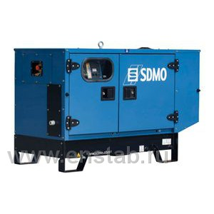 Дизельный генератор SDMO Pasific T 16K-IV/Auto