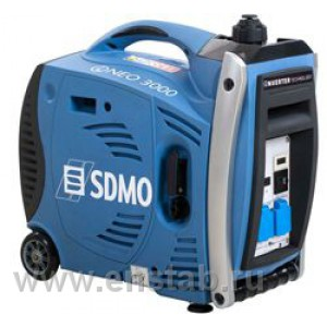 Бензиновый генератор SDMO Inverter NEO 3000