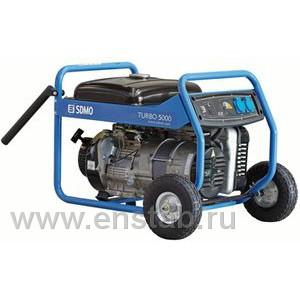 Бензиновый генератор SDMO Turbo 5000