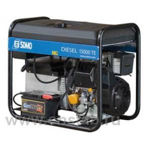 Дизельный генератор SDMO Disel 15000TE