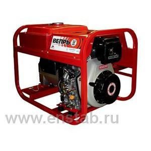 Дизельный генератор Вепрь АДП 5 - 230 ВЯ-БС