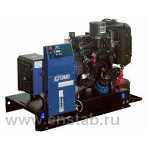 Дизельный генератор SDMO Pasific T 16K/Auto