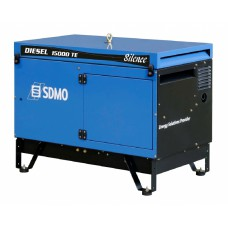 Дизельный генератор SDMO DIESEL 15000 TE Silence AVR