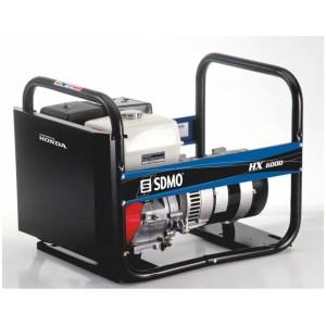Бензиновый генератор SDMO Intens HX 6000