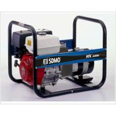 Бензиновый генератор SDMO Intens HX 6000 C