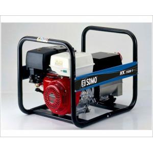 Бензиновый генератор SDMO Intens HX 7500 T S
