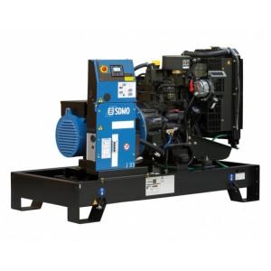 Дизельный генератор SDMO J33