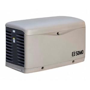 Газовый генератор SDMO RESA 20 T EC