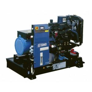 Дизельный генератор SDMO T12KM