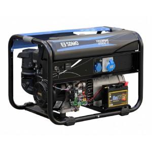 Бензиновый генератор SDMO Technic 6500 E