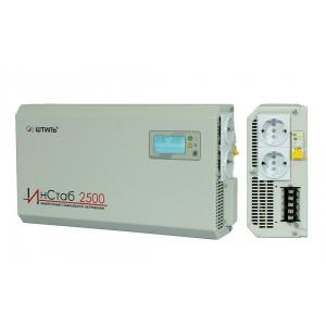 Инверторный стабилизатор напряжения Штиль ИнСтаб iS2500