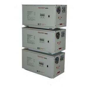 Стабилизатор напряжения Лидер PS15W-50 трехфазный электронный