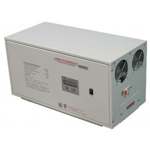Стабилизатор напряжения Лидер PS 3000 SQ-C-40 с разделительным трансформатором однофазный электронный