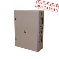 Щит коммутации с ручным байпасом по каждой фазе без контроля трехфазного выхода ЩК 45-РБ