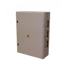 Щит коммутации с ручным байпасом по каждой фазе без контроля трехфазного выхода ЩК 100-РБ