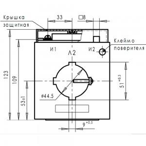ТШ-0,66-3-0,5-30ВА-800/5 У3