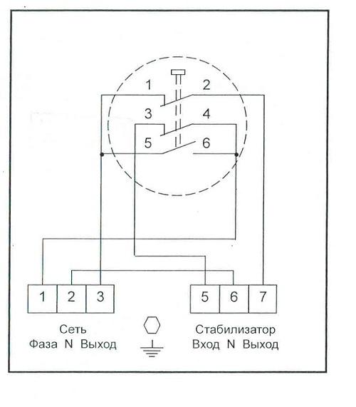 Как сделать байпас для стабилизатора напряжения своими руками